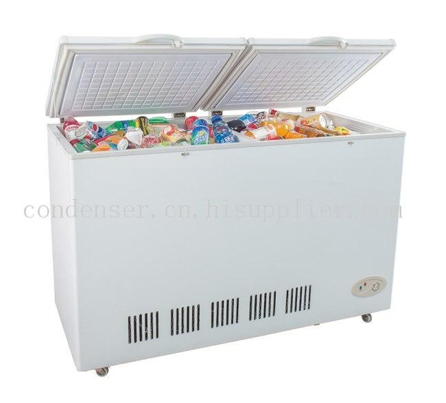 卧式蝶形门冷藏冷冻柜
