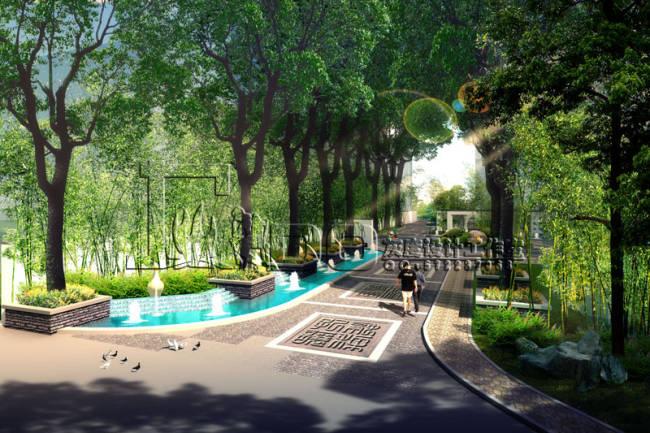 昆山园林景观设计