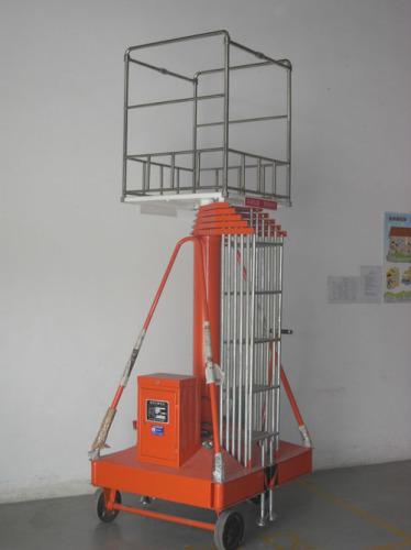 产地: 山东省 济南市 产品摘要: 自行式液压升降台具有自动行走功能图片
