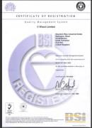英国标准协会(BSI)认证