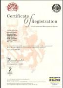 国际BS EN ISO 认证