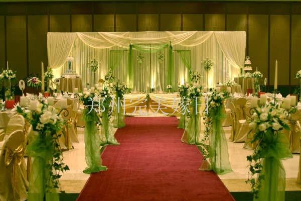 郑州婚礼布置