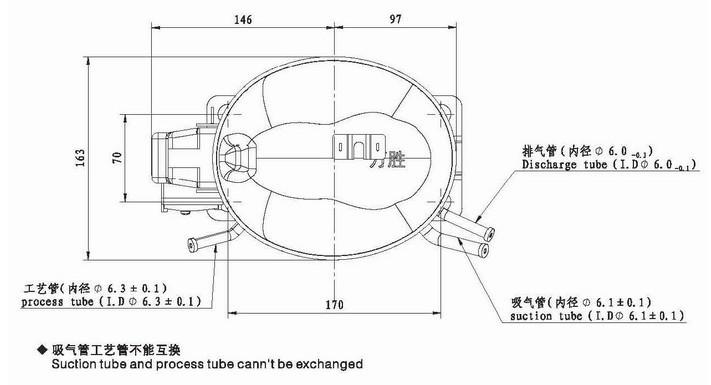 s75cy压缩机电容接线图