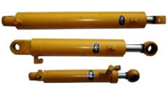 液压缸液压缸活塞液压缸活塞杆液压缸型号供应库-海图片