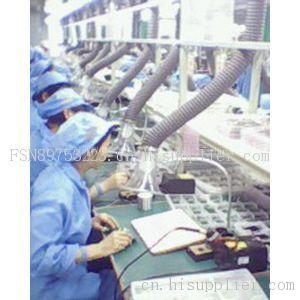 焊锡手工接线方法