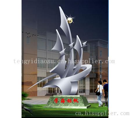 校园雕塑工厂-海商网,塑料和树脂工艺品产品库
