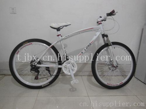 自行车 天津自行车厂家  产地: 天津市 是否折叠: 否 车架结构: 整体