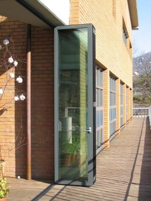 木质欧式折叠门装修效果图