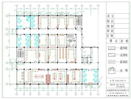 实验室规划设计展示图片