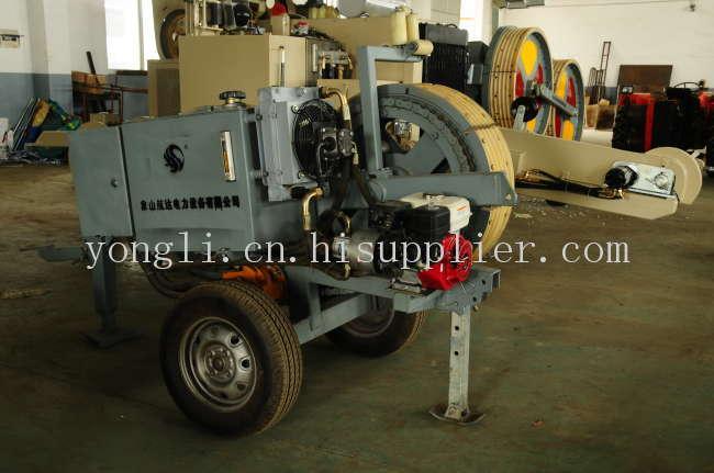 20KN可拆式液压张力机
