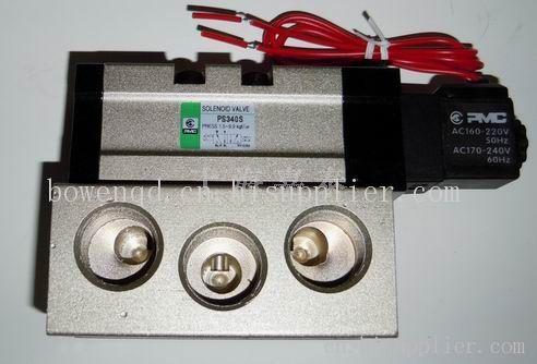 三位五通pmc电磁阀ps340s
