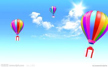 优*的氢气球