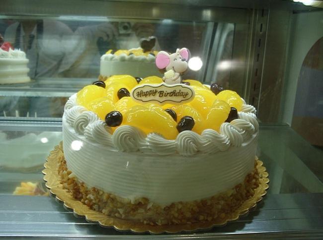 蛋糕的制作