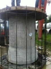 承插口钢筋混凝土水泥管