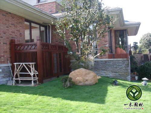 欧式小庭院景观设计 欧式别墅庭院景观设计 欧式庭院景观绿化设计