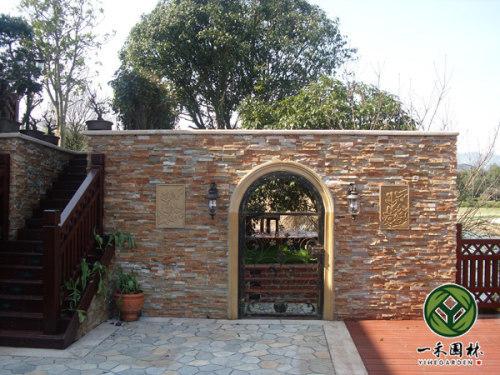 私家欧式别墅庭院景观设计