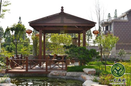 別墅花園景觀設計 別墅花園景觀綠化設計