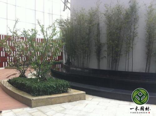 私家頂樓花園景觀設計 別墅頂樓花園景觀設計 小區 .
