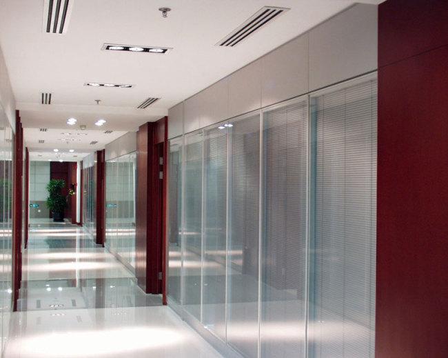 福建办公室玻璃隔断设计制作