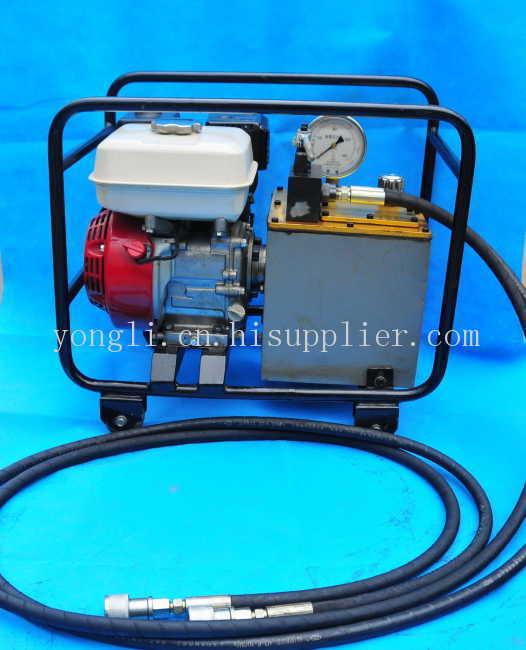 超高压液压泵站