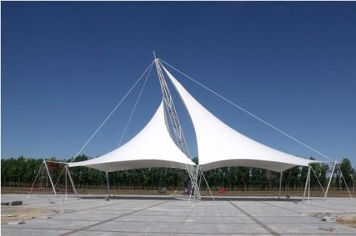 21世纪的新宠---膜结构建筑