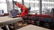 重联提供机械设备:起重吊装、设备安装、设备搬运就位