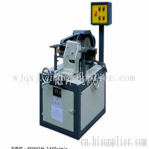 13070972069 联系人: 邱经理 产品摘要: 单组圆管抛光机主电机:4kw*1