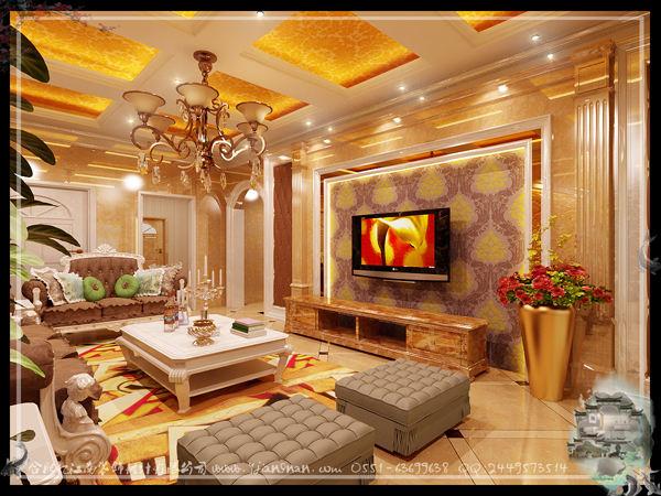 160平合肥小别墅,装修真周到!木板做装饰,卧室门隐形设计时尚