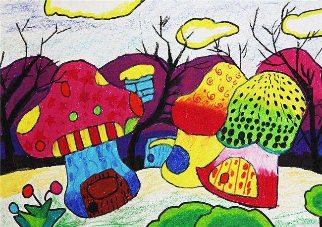 厦门儿童画画培训