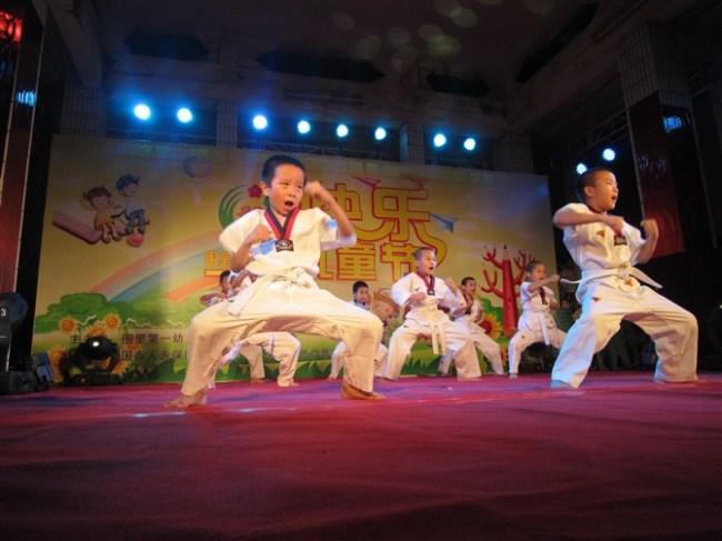开设:儿童跆拳道班,少儿跆拳道班,成人跆拳道班.