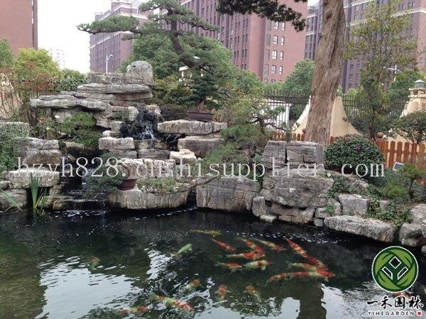 把家带到花园中去 杭州别墅庭院景观绿化设计