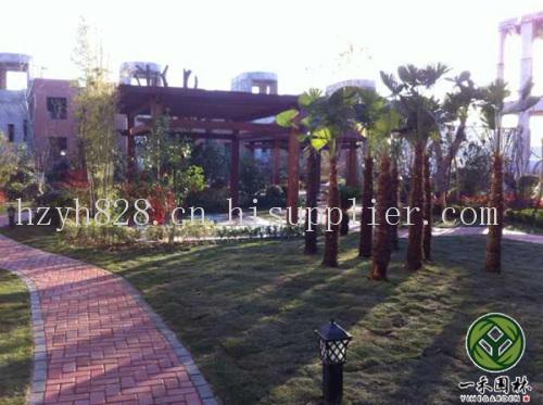 杭州私家庭院设计装修杭州私家别墅庭院景观绿化设计