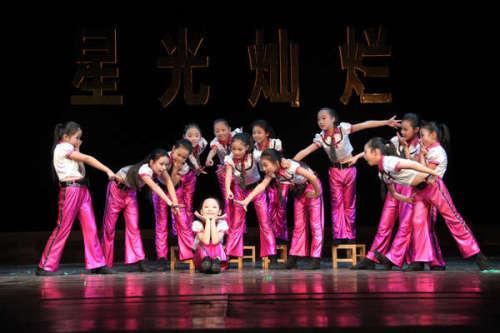 厦门少儿中国舞培训班