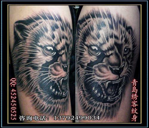 济南纹身培训图片