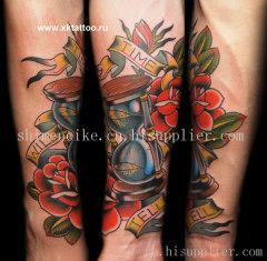 小臂欧美风格纹身分享展示图片
