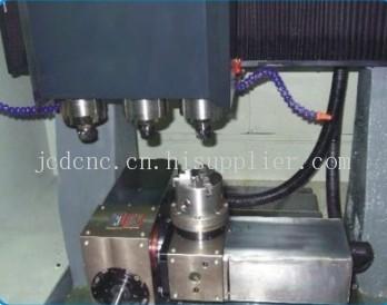 深圳市 产品摘要: 数控雕铣机的机床本体采用三轴联动,滚珠丝杠,导轨