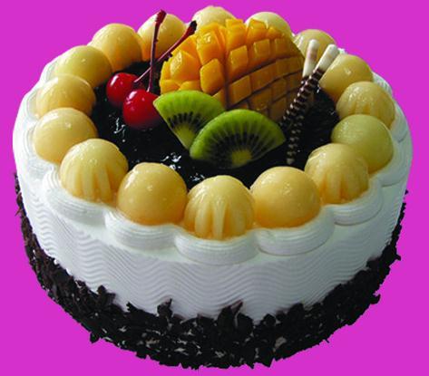 休闲食品 水果蛋糕店
