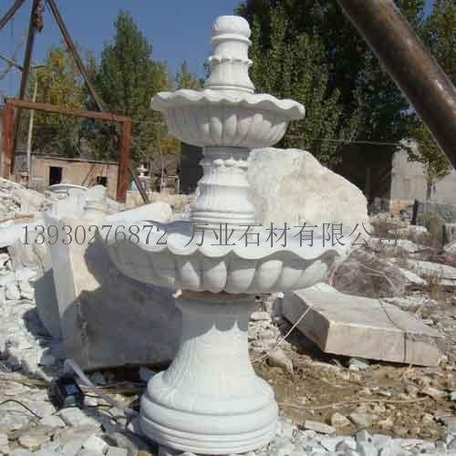 首页 工艺品 雕刻和雕塑品 欧式石雕喷泉  型号: wy-石雕喷泉 产地