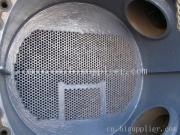冷凝器管板腐蚀渗漏修复