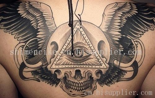 石家庄市 产品摘要: 石家庄专业纹身后背翅膀纹身上帝之眼纹身 徐飞龙