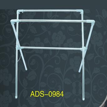 产品:落地晾衣架   产地:山东 材质:不锈钢 颜色:白色,黑色,银白色等
