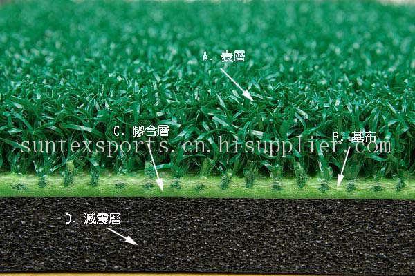 高尔夫打击垫150CM*150CM
