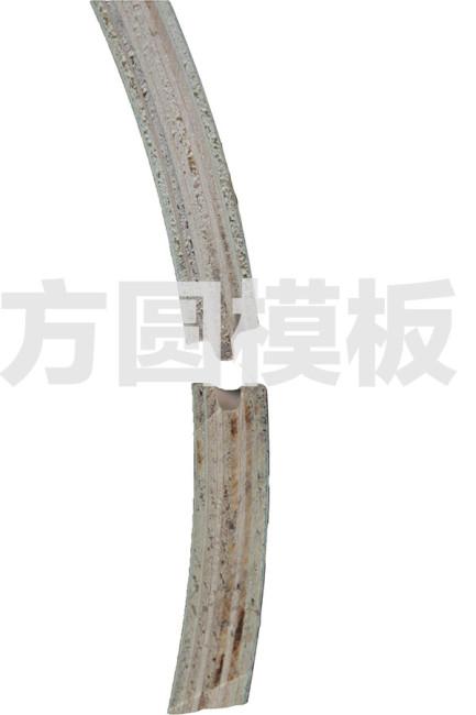 圆柱木模板_木质圆柱模板