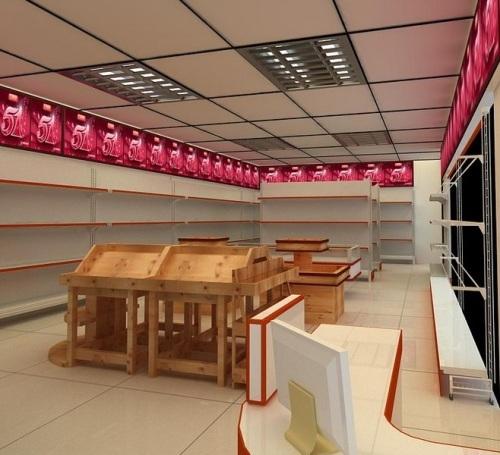 合肥超市装修图片,2014合肥超市装修最新效果图集家庭装修设计与施工