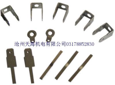 焊片、镀锡、可焊性精密冲压件