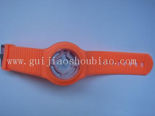 塑胶手表套装