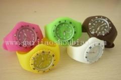 硅胶礼品手表