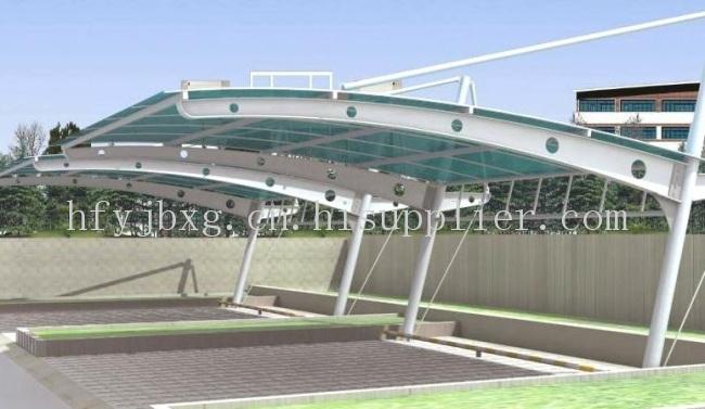 合肥钢结构雨棚|合肥宇杰不锈钢装饰工程有限公司