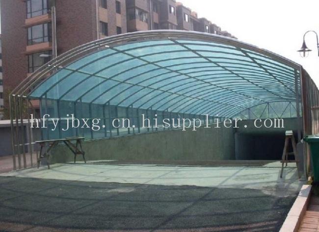 合肥钢结构雨棚
