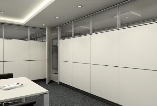 厦门办公室隔断墙